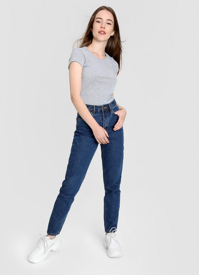 Женские джинсы O'Stin Джинсы Mom Fit