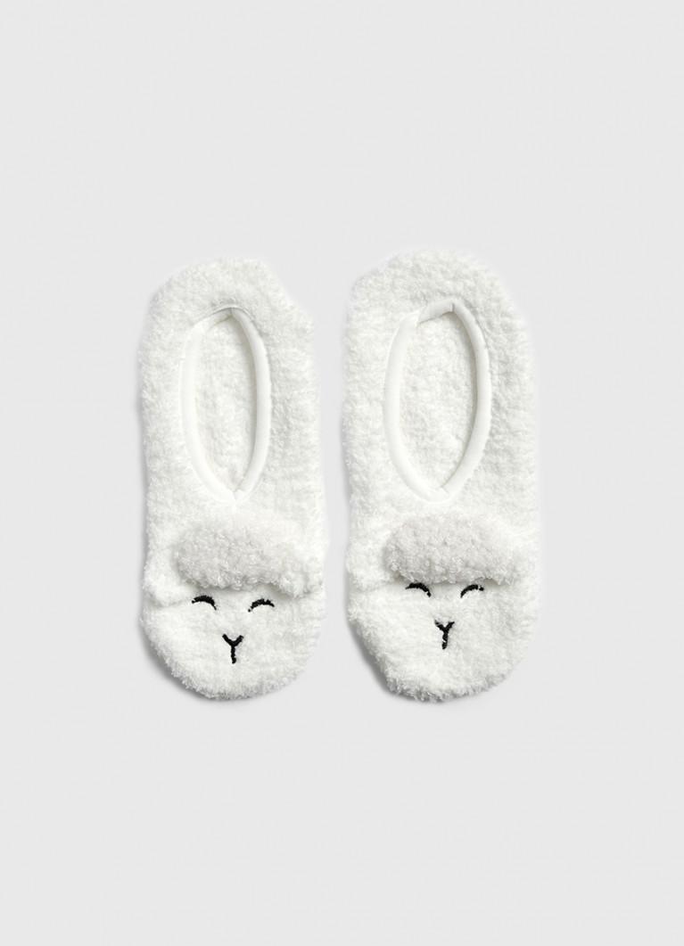 Женские колготки O'Stin Домашние короткие носки «овечки»