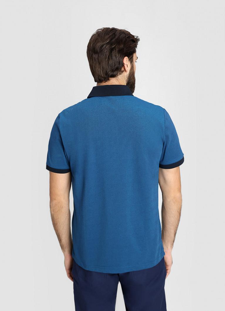 Мужские футболки поло O'Stin MT8W41-N8