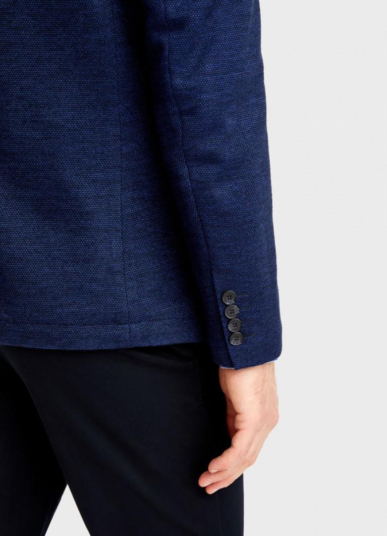 Пиджак с микрорисунком