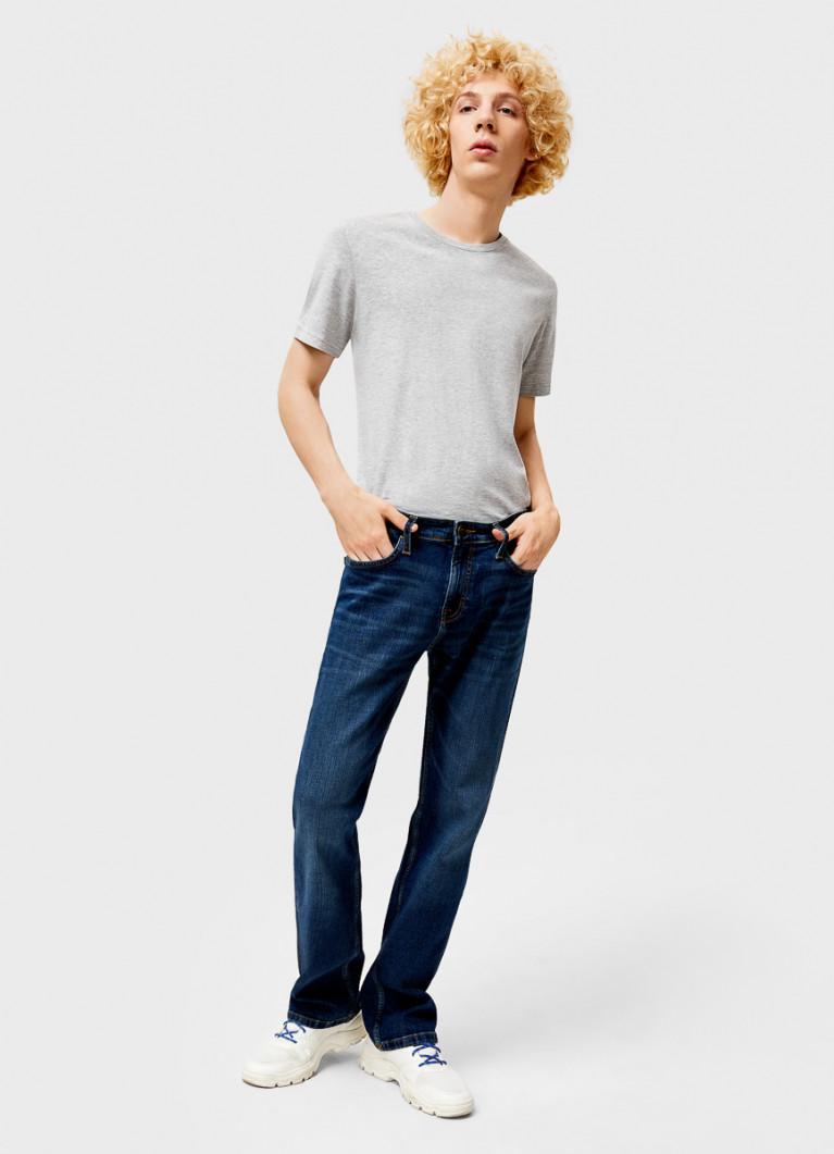 Мужские джинсы O'Stin Свободные комфортные джинсы