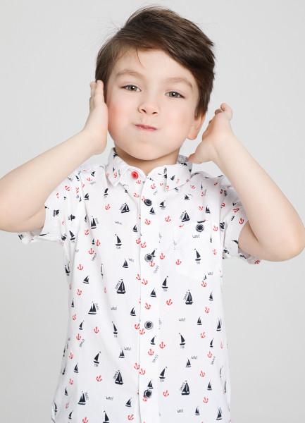 Рубашка для мальчиков фото