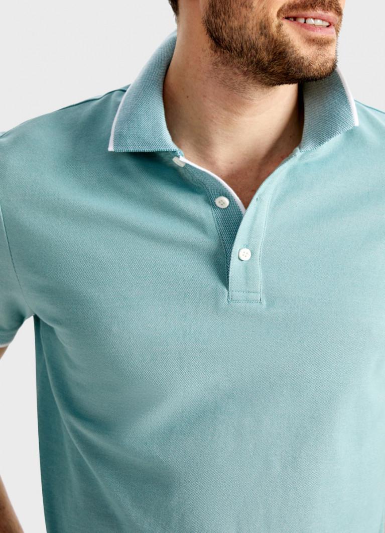 Мужские футболки поло O'Stin Поло из пике