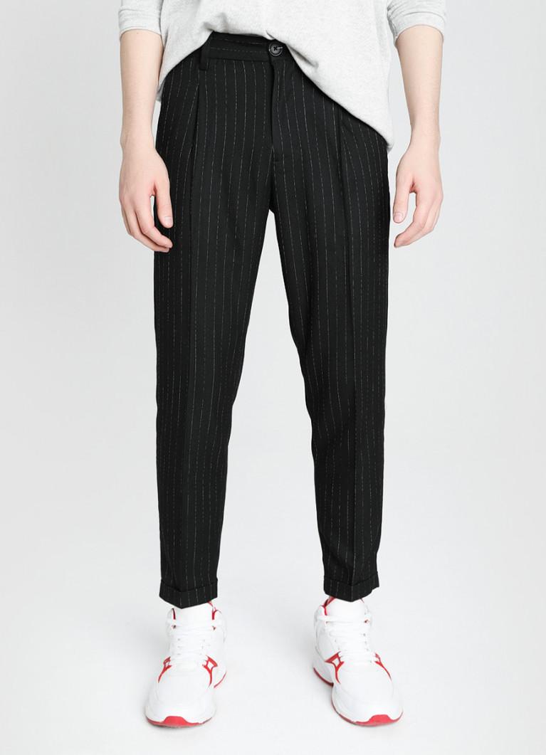 Мужские брюки O'Stin Брюки Chino в полоску
