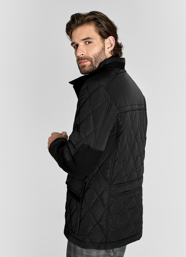 Куртка O'Stin Стёганая куртка с воротником-стойкой