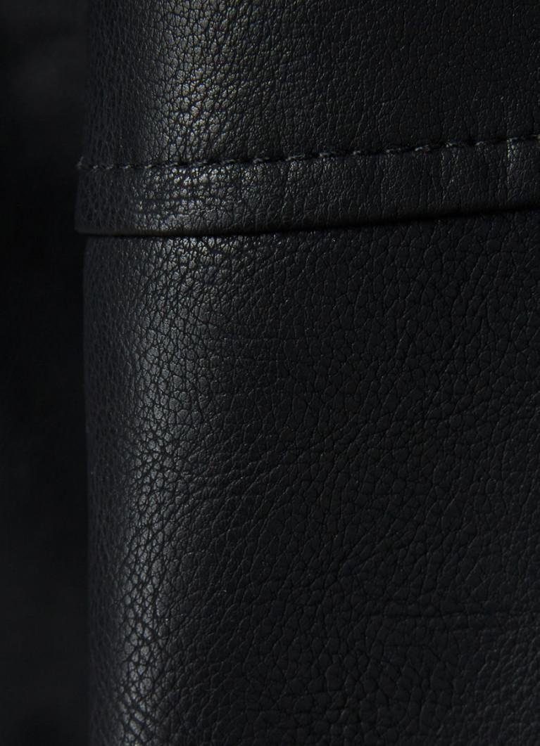 Куртка O'Stin Куртка-байкер из искусственной кожи