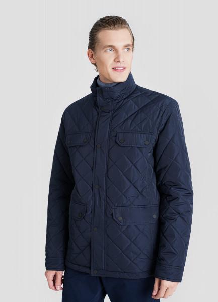 Стёганая куртка «4 кармана»