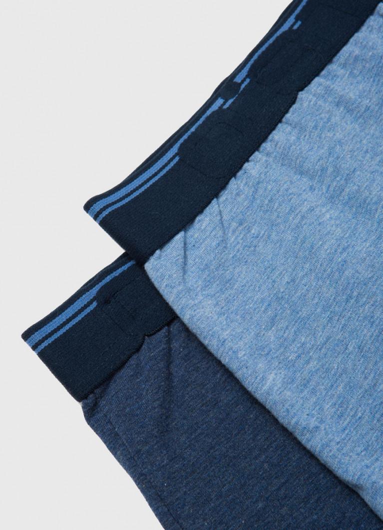 Мужское белье и одежда для дома O'Stin Меланжевые трусы-боксеры