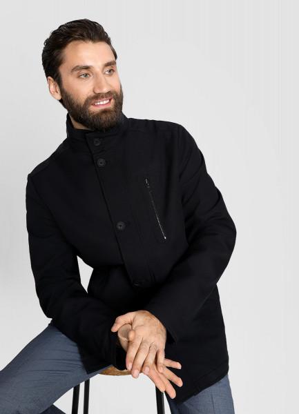 Утеплённое пальто фото