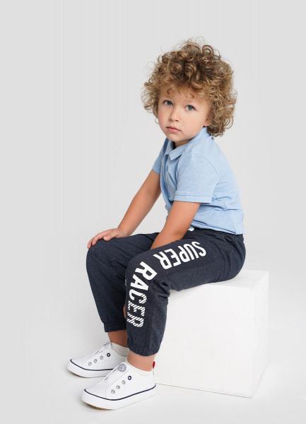 Трикотажные брюки длямальчиков