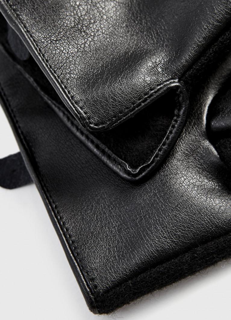 Комбинированные сенсорные перчатки