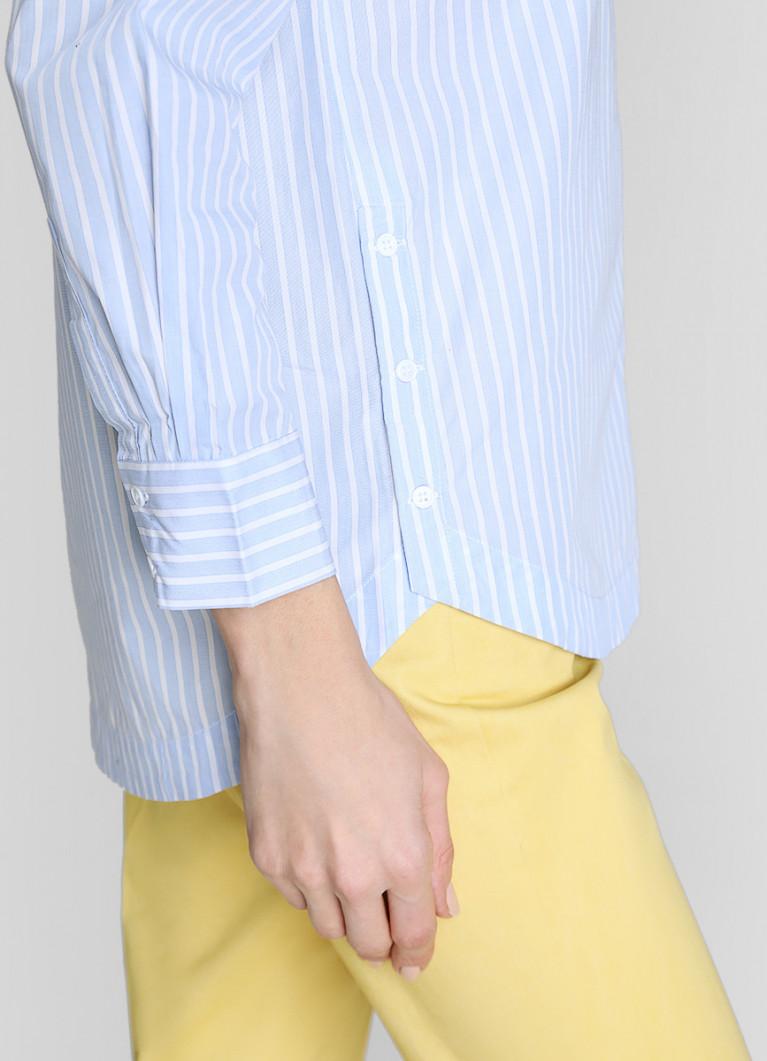 Блуза O'Stin Рубашка из хлопка в полоску