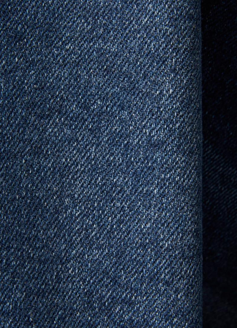 Удлинённые шорты с высокой посадкой