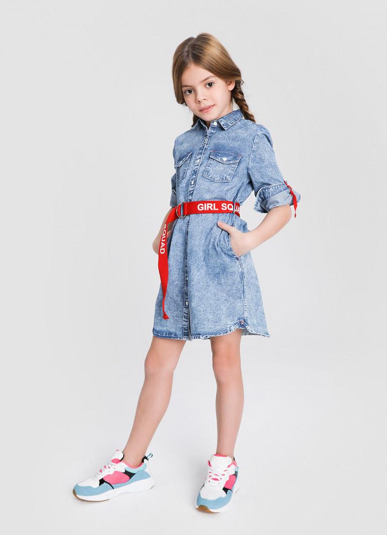 Платье O'Stin Джинсовое платье