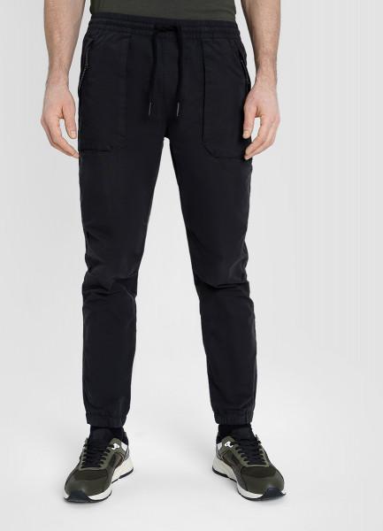 Функциональные брюки на кулиске из техно-ткани