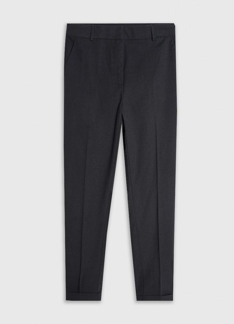 Женские брюки O'Stin Прямые брюки с подворотами