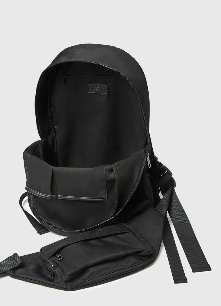 Рюкзак со съёмной поясной сумкой