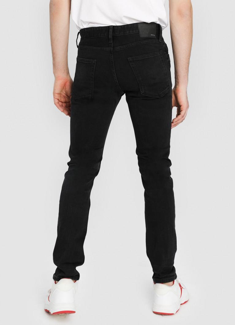 Мужские джинсы O'Stin Чёрные джинсы Slim