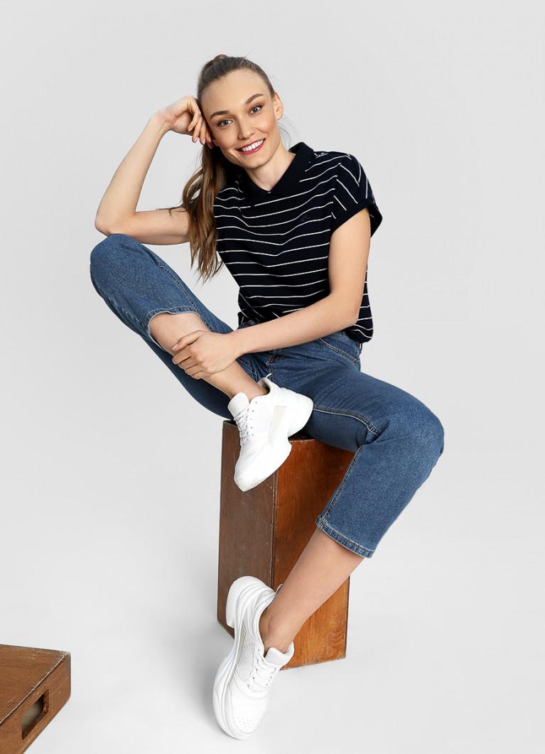 Женские джинсы O'Stin LPDW4G-D4