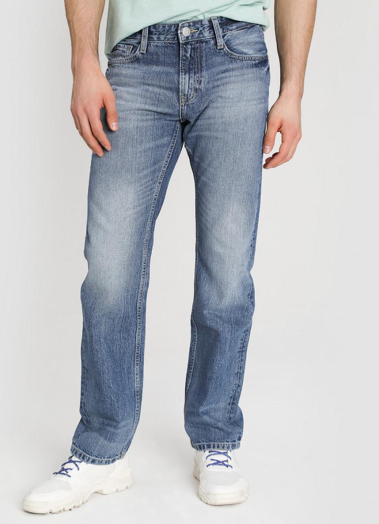 Мужские джинсы O'Stin Светлые прямые джинсы