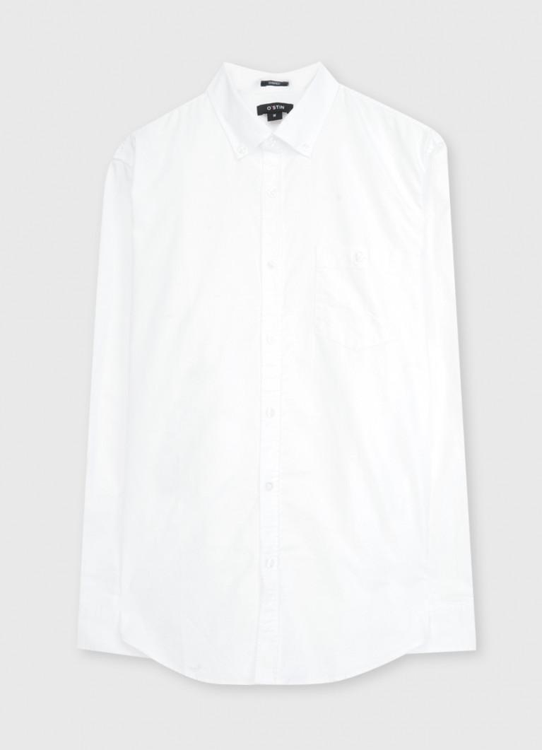 Рубашка O'Stin MS4X42-00