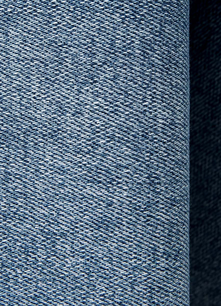 Базовые суперузкие джинсы с высокой посадкой
