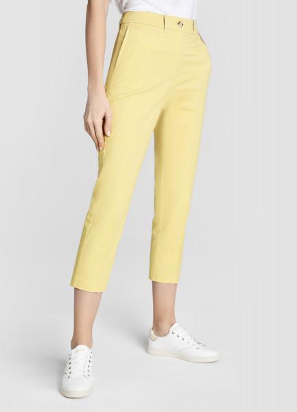 Прямые брюки-чиносы из хлопка фото
