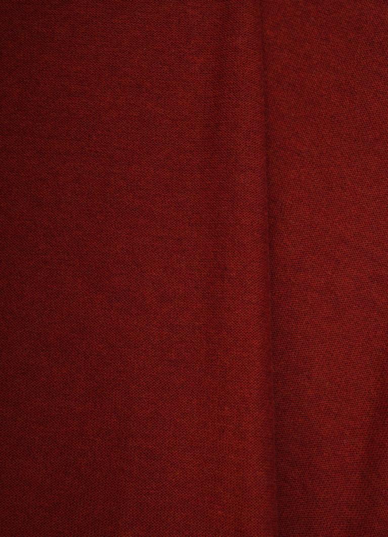 Джемпер тонкой вязки с «обманкой»