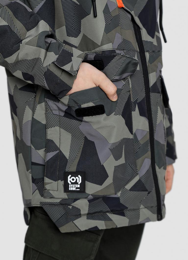 Куртка O'Stin Утеплённая куртка для мальчиков