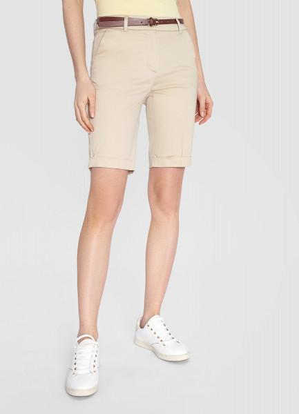 Удлинённые шорты из хлопка