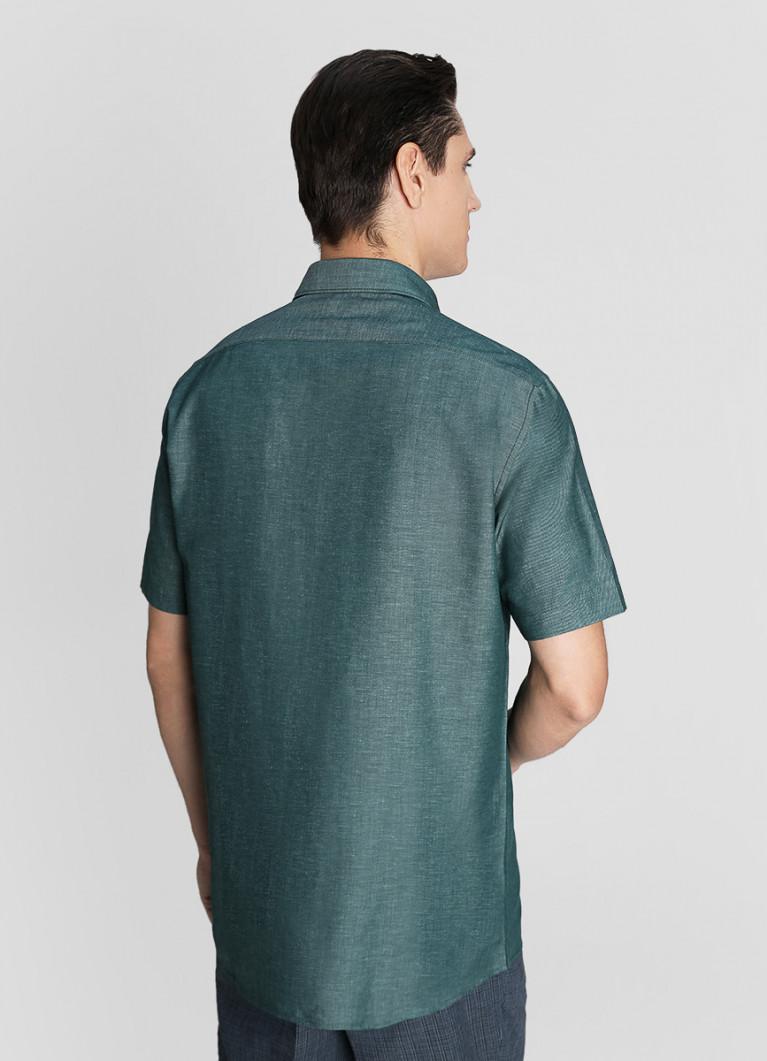 Рубашка O'Stin Рубашка из хлопка со льном