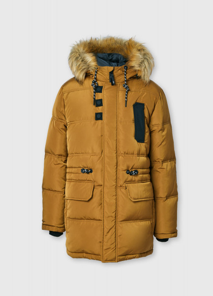 Пуховая куртка для мальчиков фото