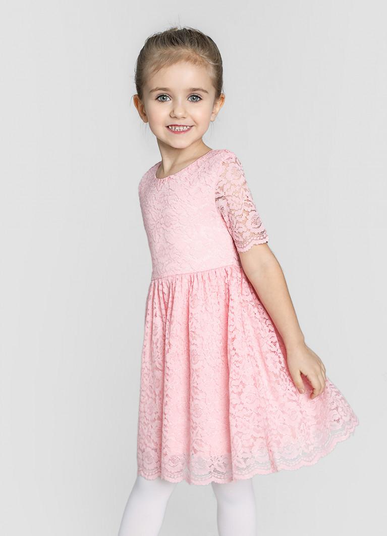 Платье O'Stin Трикотажное платье для девочек