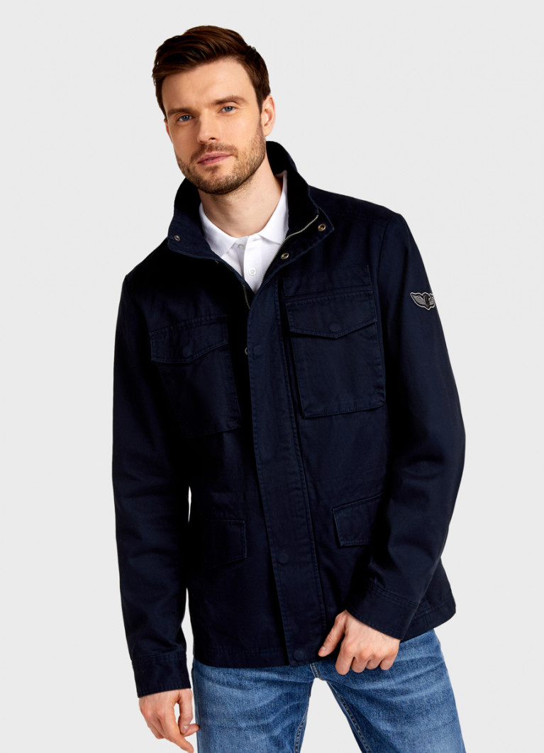 Куртка с 4 карманами