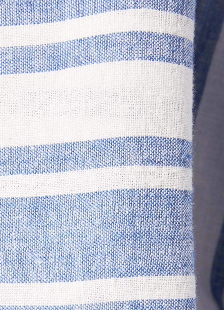Рубашка O'Stin Рубашка из структурного хлопка в крупную полоску