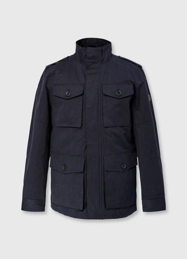 Куртка «4 кармана» из хлопка