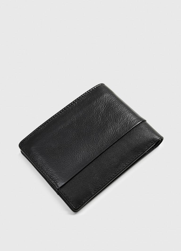 Кожаное портмоне