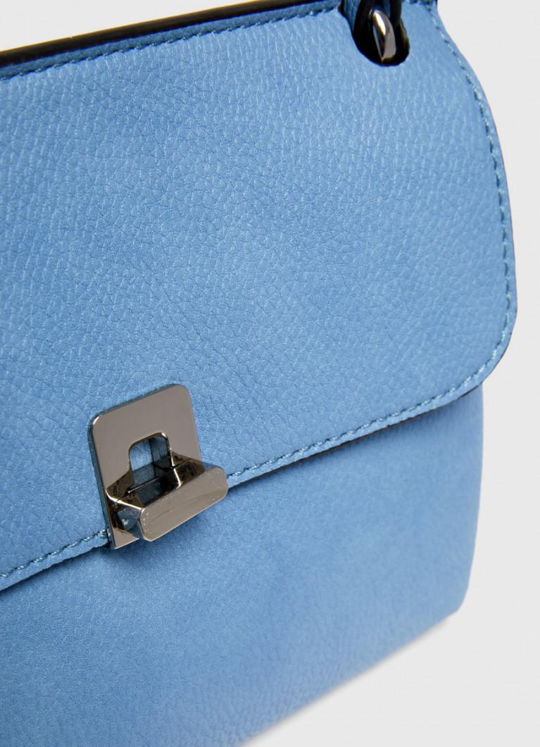 Маленькая сумка на плечевом ремне