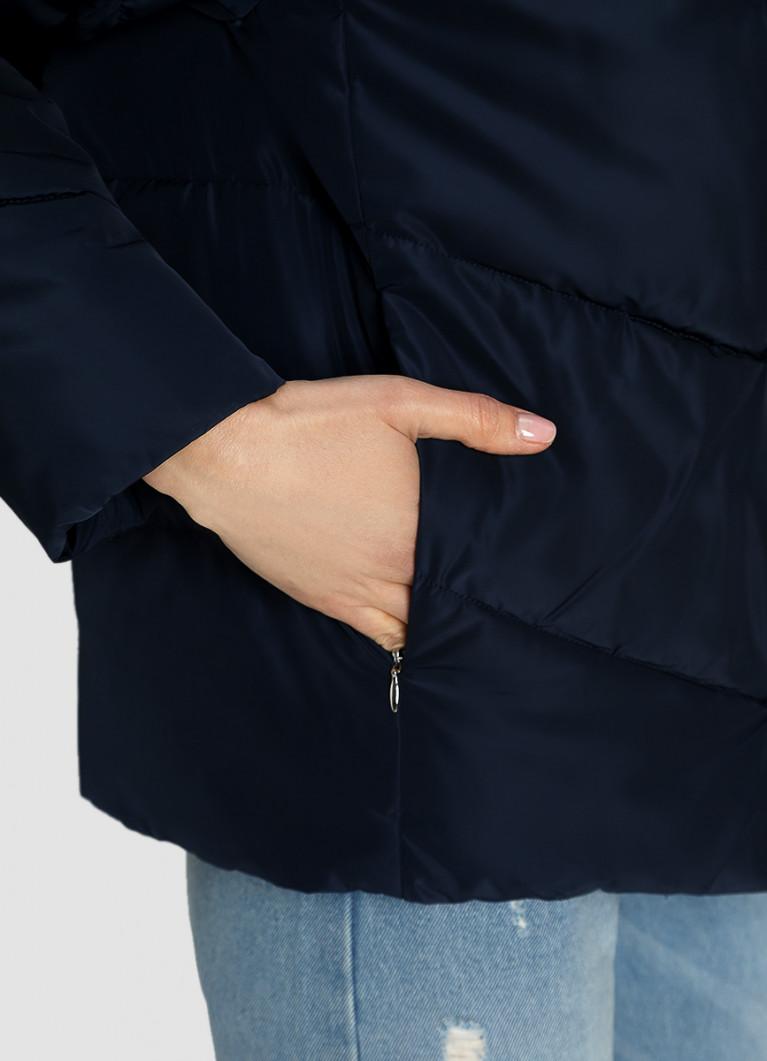 Пуховик O'Stin Утеплённая куртка с воротником-стойкой