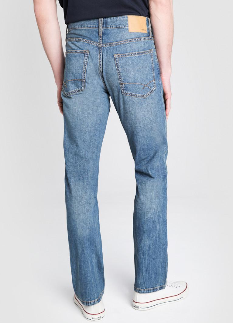 Мужские джинсы O'Stin Прямые джинсы из облегчённого денима