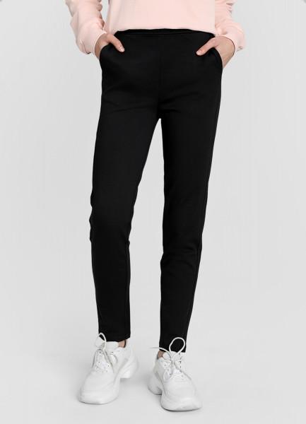 Трикотажные брюки фото