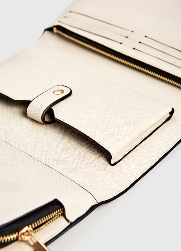 Сумка-кошелёк на плечевом ремне