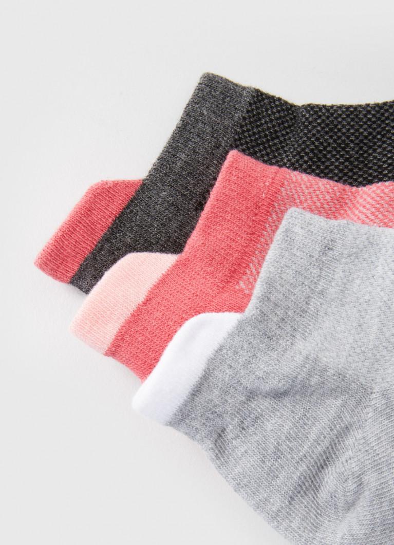 Женские колготки O'Stin Комплект коротких носков для фитнеса