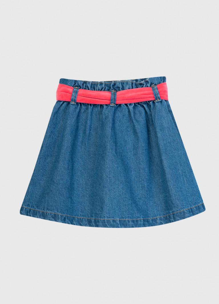 Юбка O'Stin Джинсовая юбка