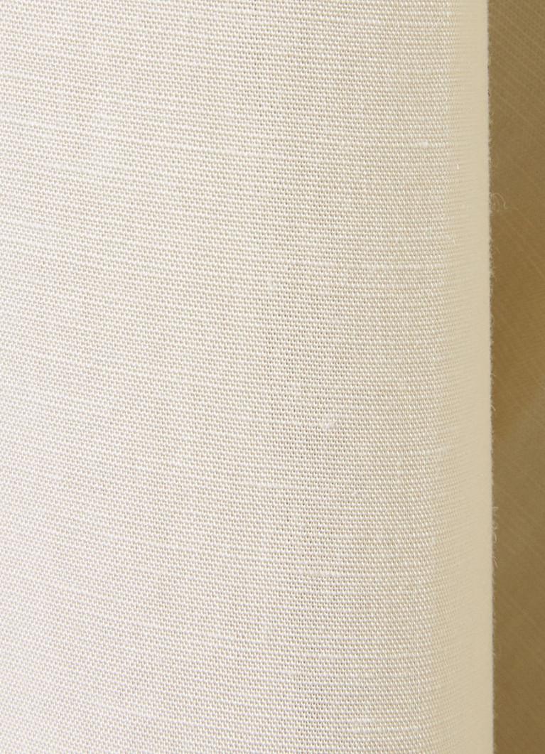 Блузка из тенселя со льном