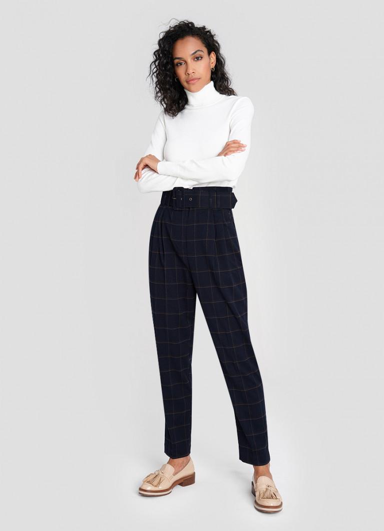 Женские брюки O'Stin LP4X54-68