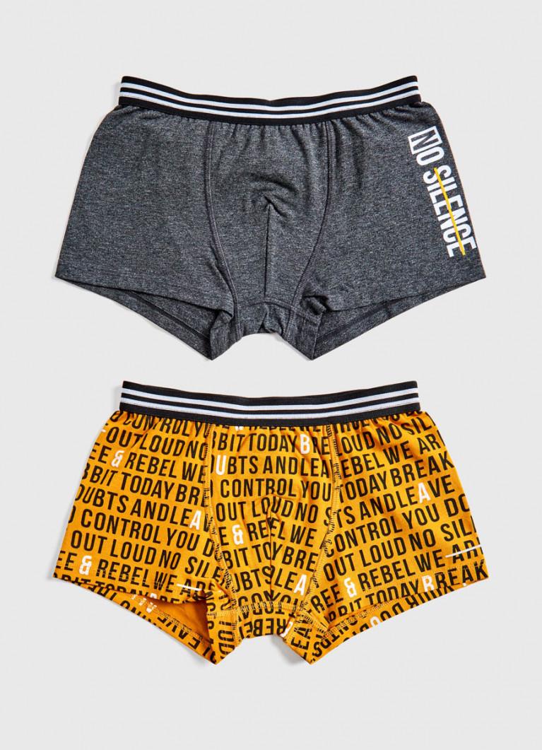 Боксеры для мальчиков