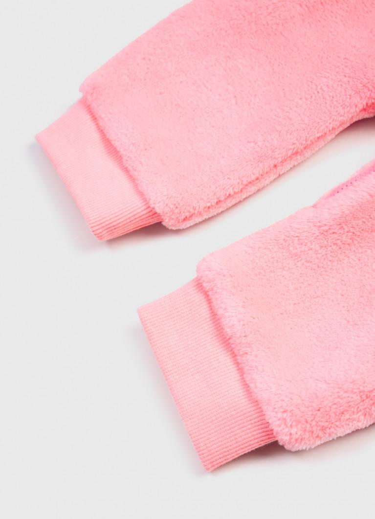 Комбинезон на подкладке для девочек