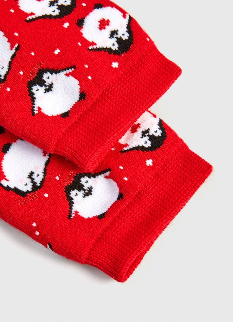 Новогодние носки для девочек