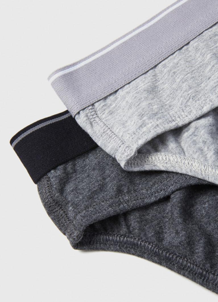 Мужское белье и одежда для дома O'Stin Базовые трусы-брифы